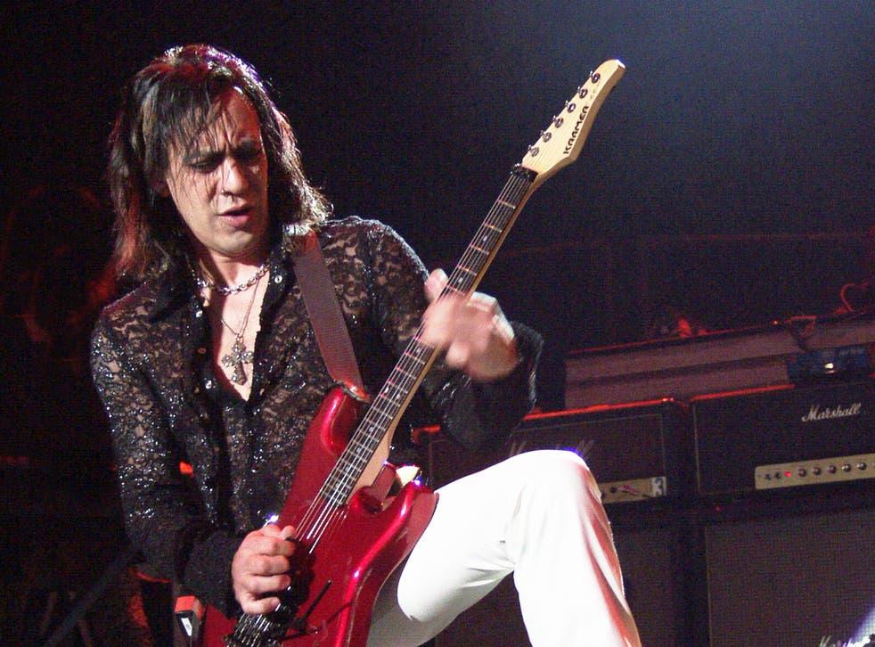 Jeff LaBar death: Cinderella guitarist dies aged 58 | The Independent