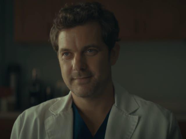 <p>Joshua Jackson como Christopher Duntsch en 'Dr Death'</p>