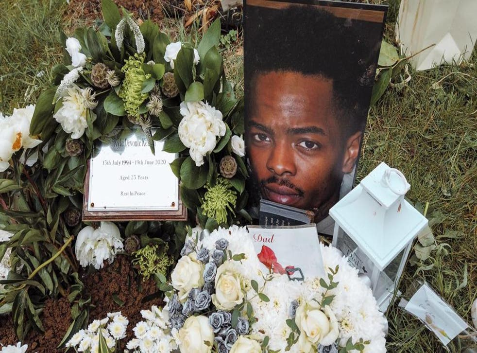 <p>Ms Kelson describes her son Kyle as deeply 'loving and loyal'</p>