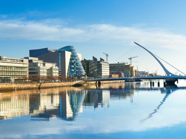 <p>Dublin</p>