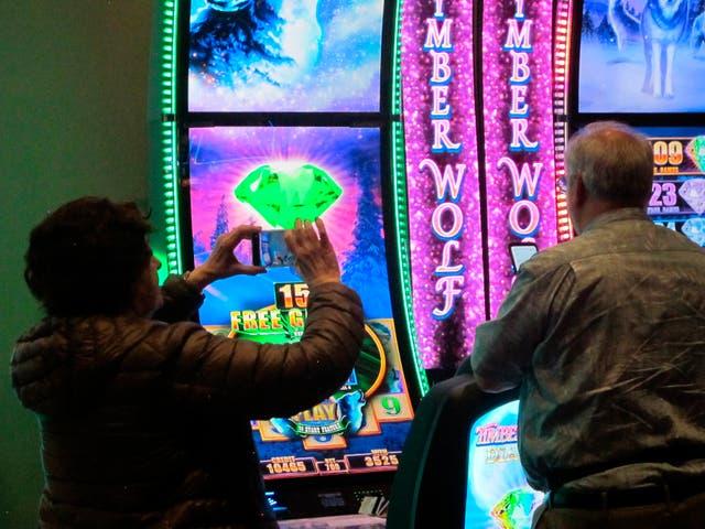 New Jersey Gambling Revenue