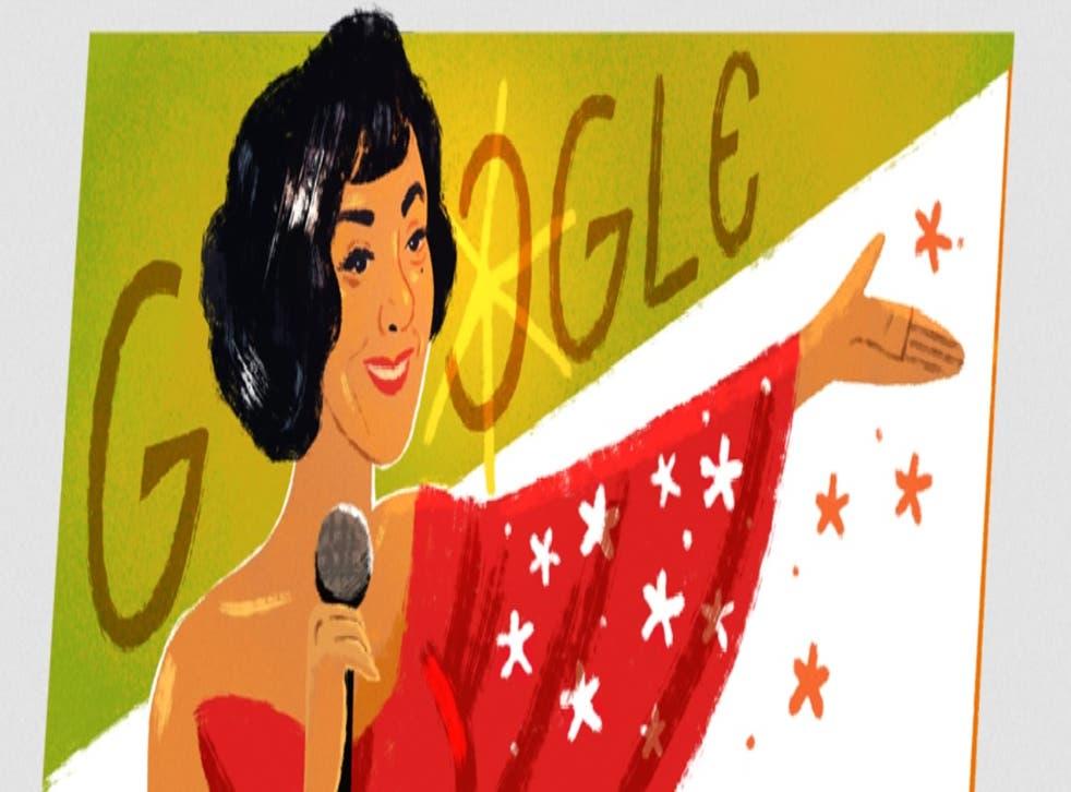 <p>Cardoso es considerada una de las mejores cantantes de la historia de Brasil</p>