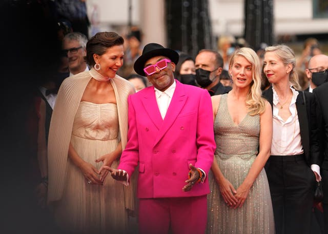APTOPIX France Cannes 2021 Opening Ceremony Red Carpet