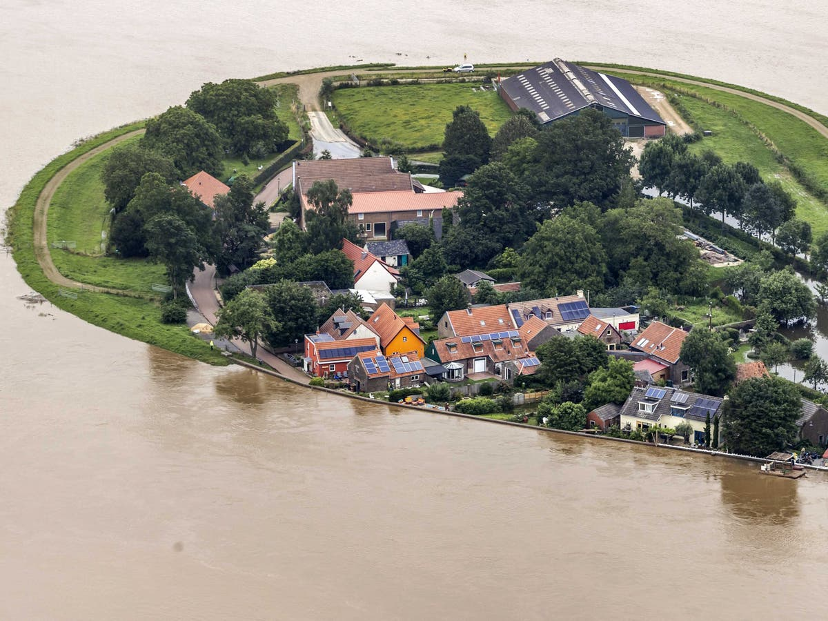 Demise toll in Europe floods passes 150 – comply with dwell