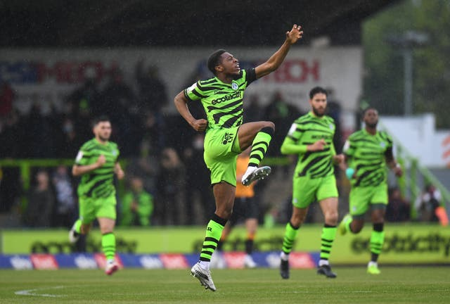 <p>Forest Green Rovers have even introduced sustainable materials into their kits, including bamboo and coffee grounds</p>