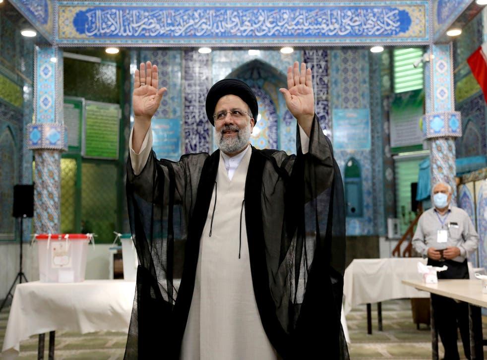 <p>'Iran's new President Ebrahim Raisi will address the UNGA on 21 September' </p>