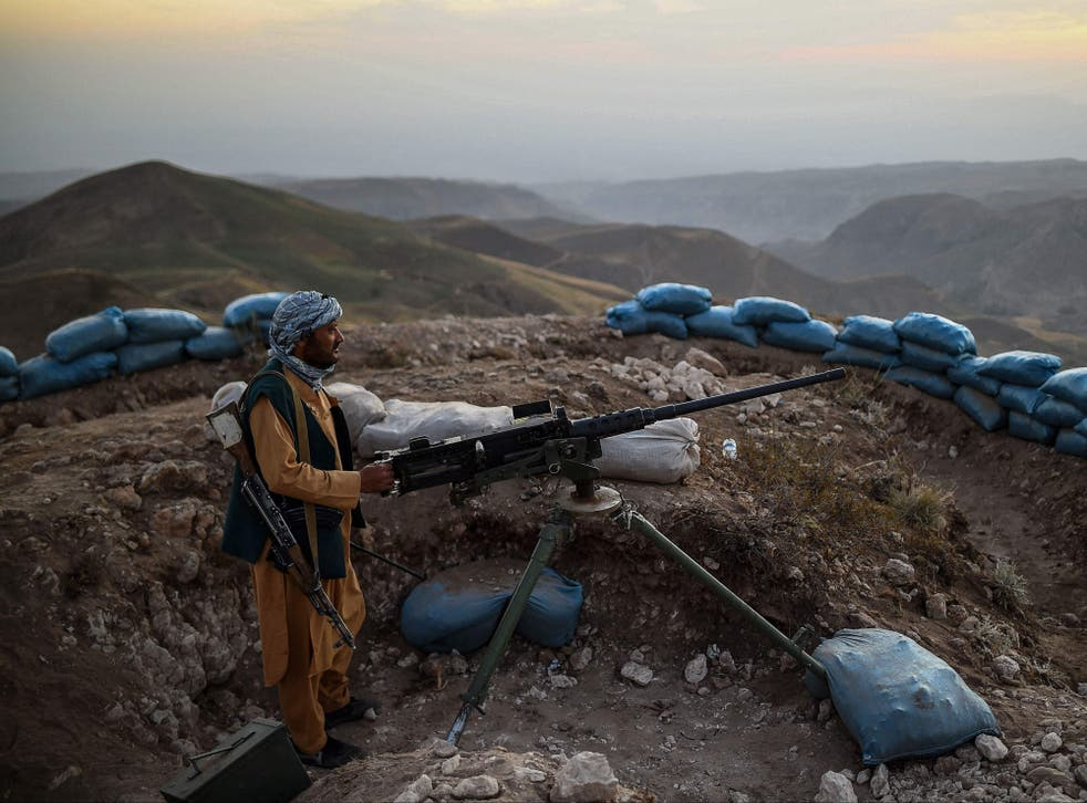 <p>The militants will remain under pressure until US forces finish the withdrawal on 31 August </p>