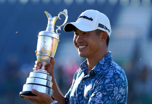 <p>The Open 2021 – Day Four – The Royal St George's Golf Club</p>