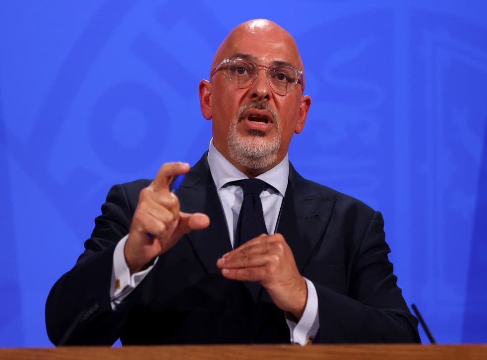 <p>The government is yet to decide whether to vaccinate healthy 12-15 year olds against coronavirus, says Nadhim Zahawi the vaccines minister </p>