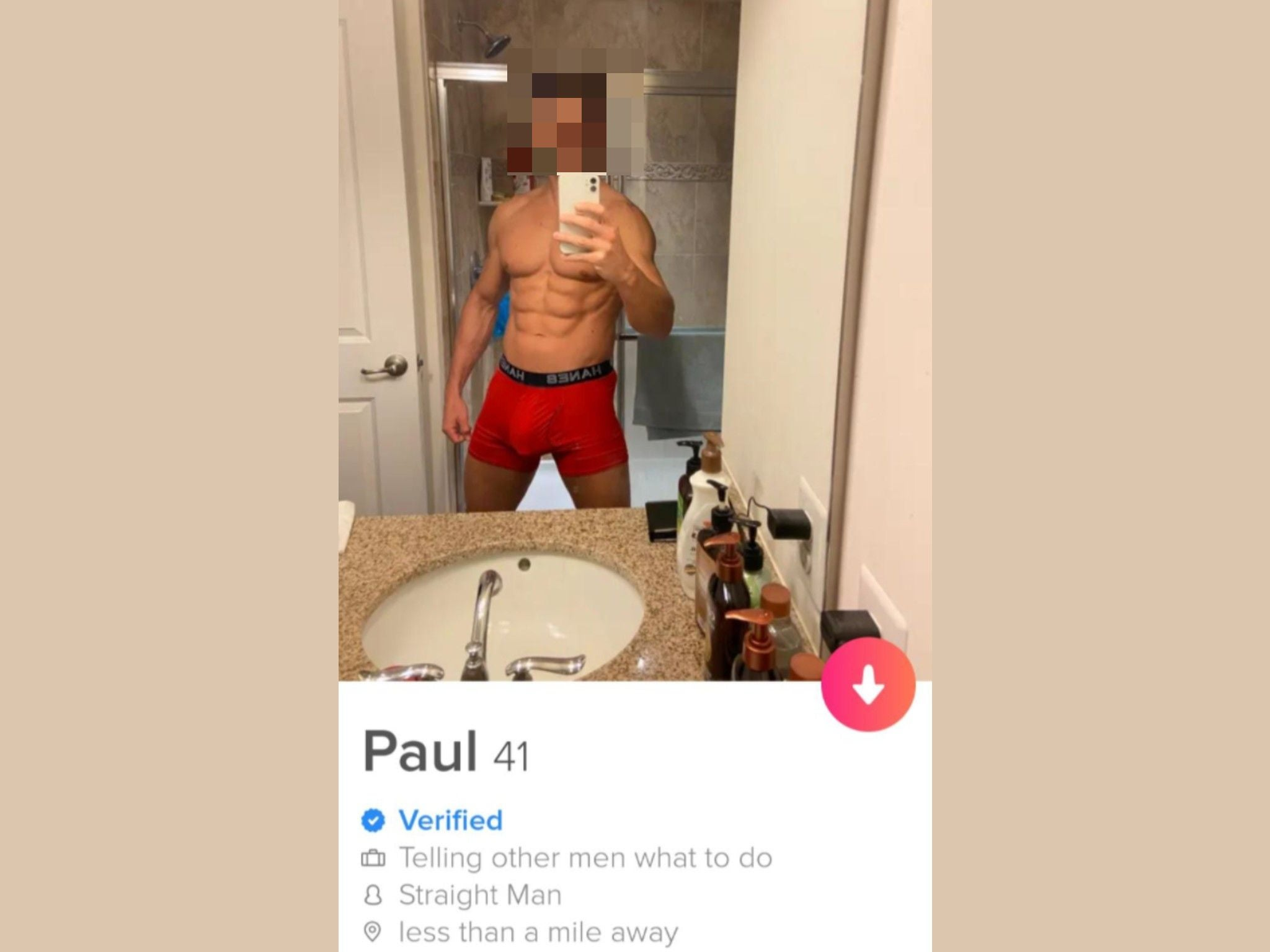 Male tinder profile text 100 Best
