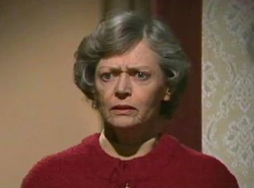 """<p>Mary Ward as """"Mum"""" Brookes in 'Prisoner: Cell Block H'</p>"""
