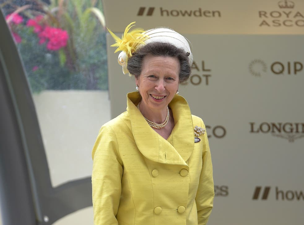<p>Princess Anne was the first royal to compete in the Olympic Games</p>