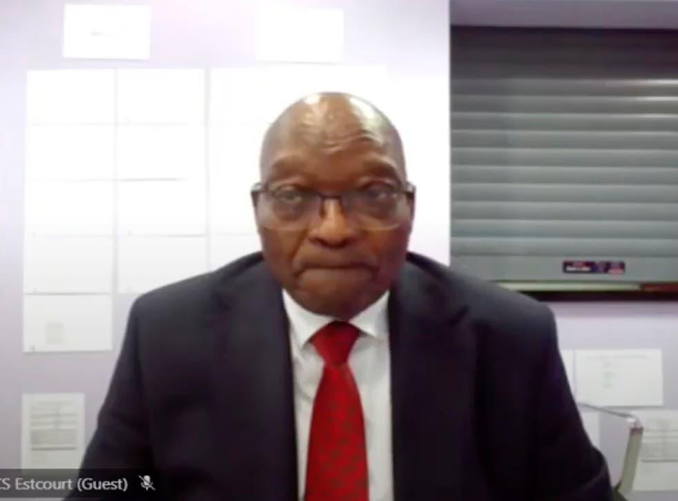 SUDAFRICA-ZUMA