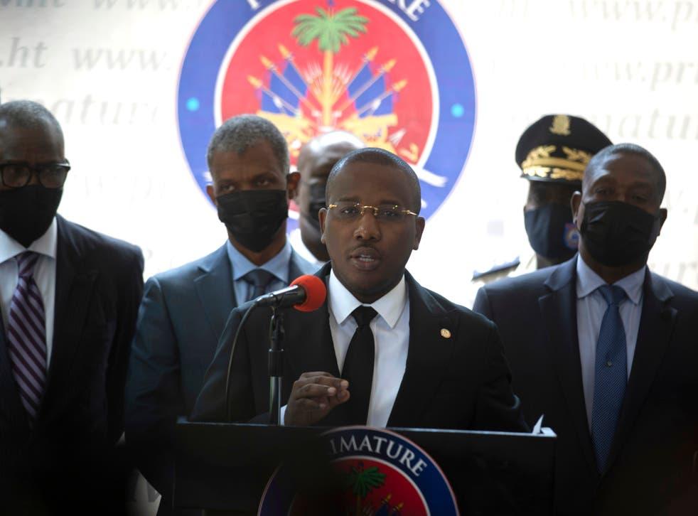 HAITI PRESIDENTE ASESINADO