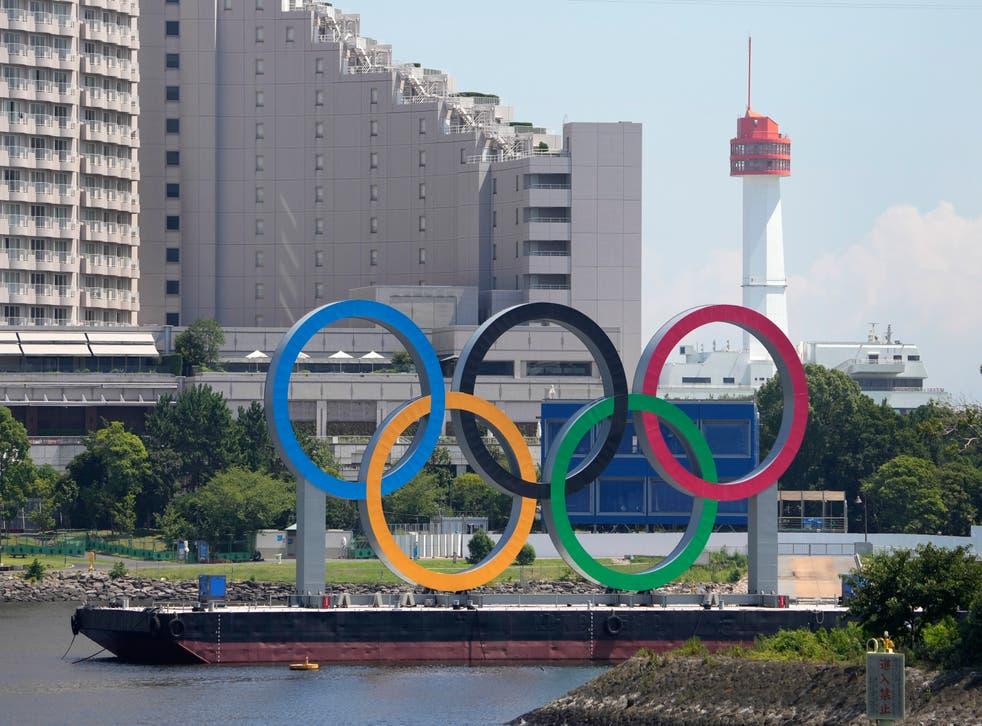 TOKIO 2020-GIMNASTA-COVID