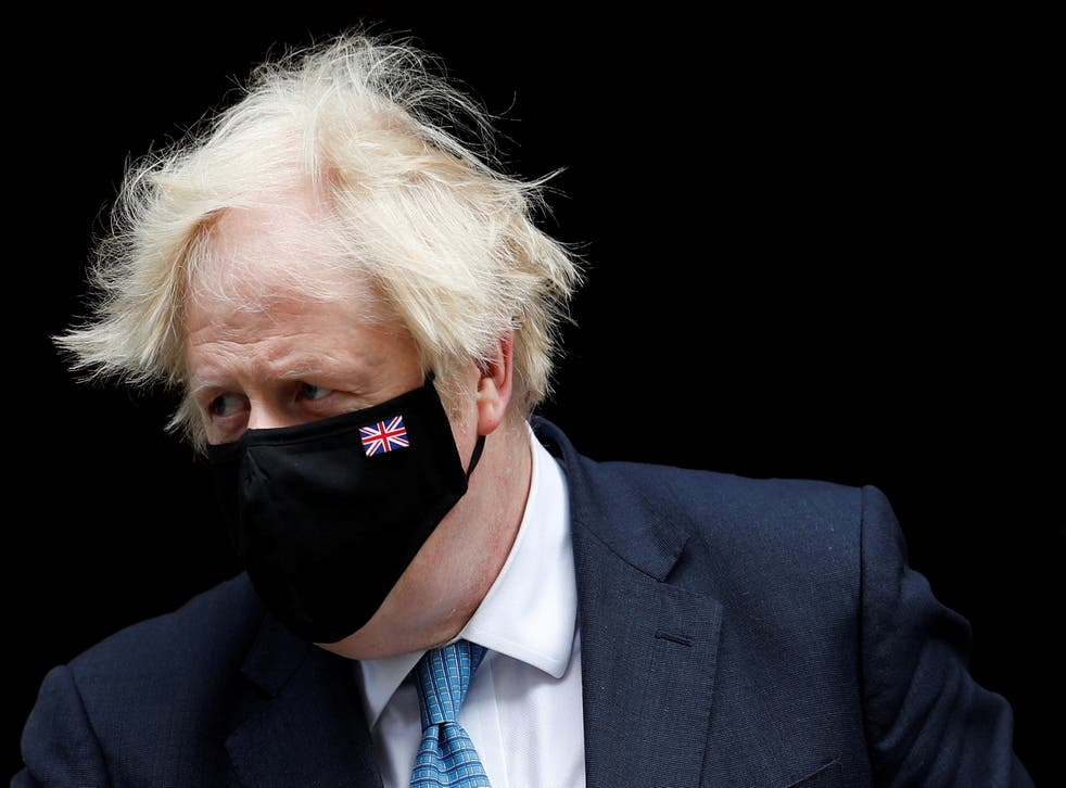 <p>A Conservative revolt is threatening Boris Johnson's plans to introduce domestic vaccine passports </p>