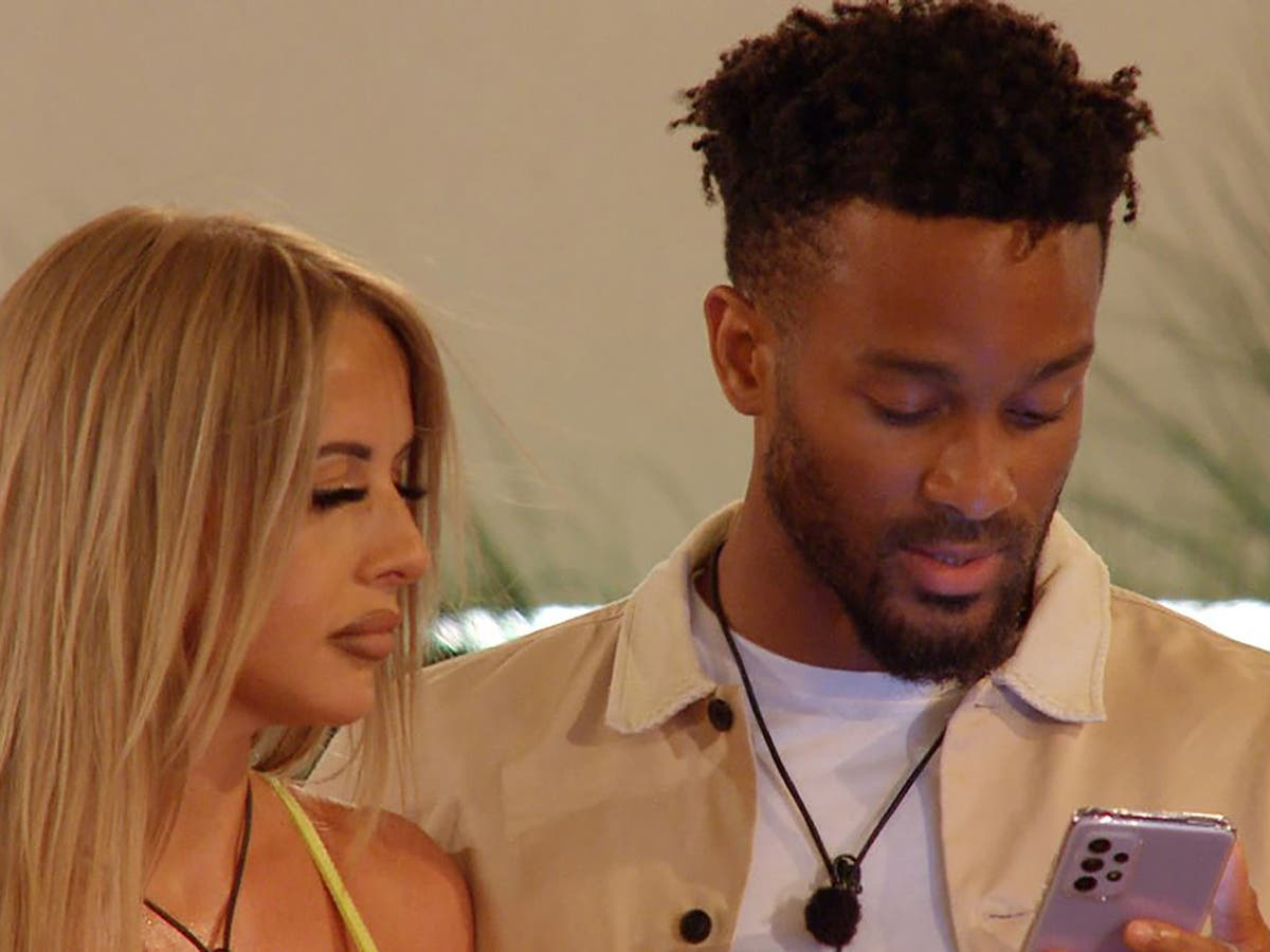 What time is Love Island on tonight?