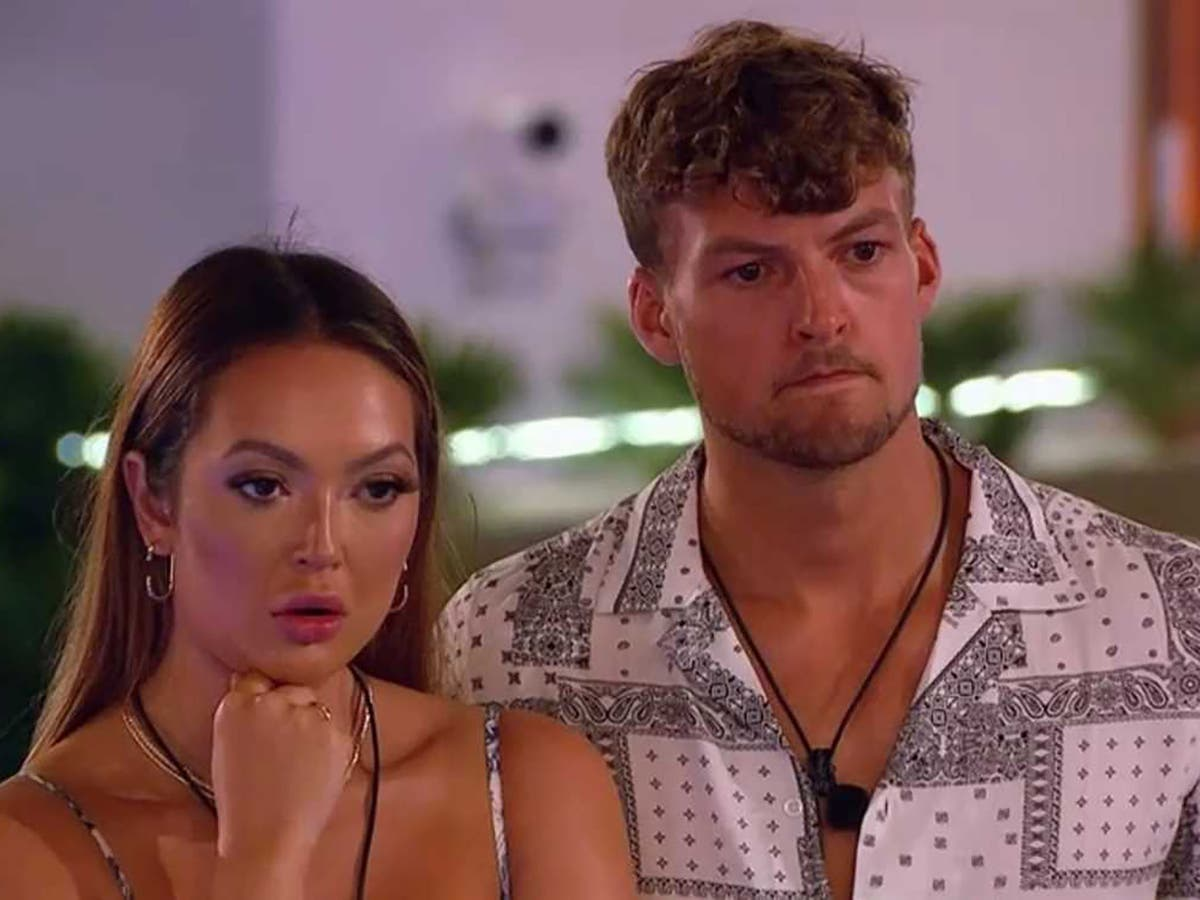 Who left Love Island final and when is the following recoupling?