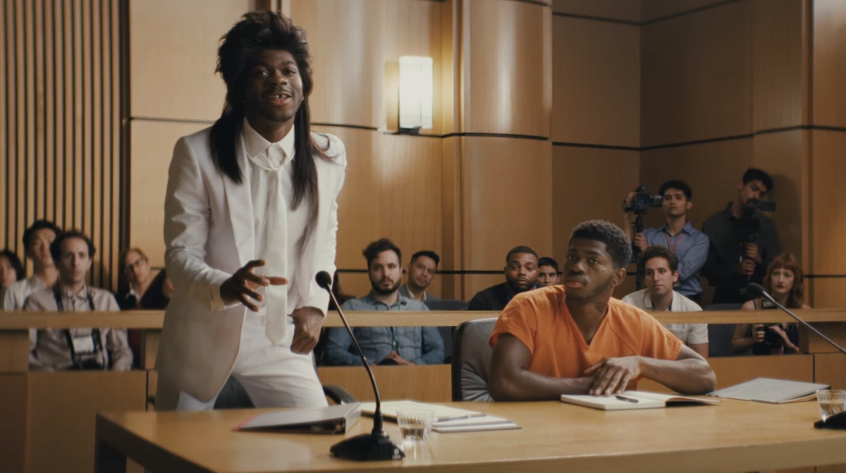 Lil Nas X video for Industry Baby reacts to Call Me By Your Name controversy   The Independent