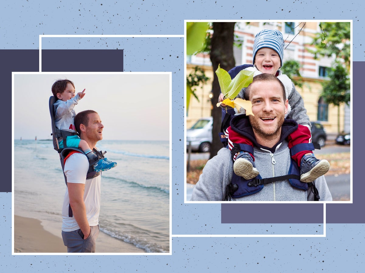 Minimeis Child Shoulder Carrier Review Secure Yet Comfortable For My Tot The Independent