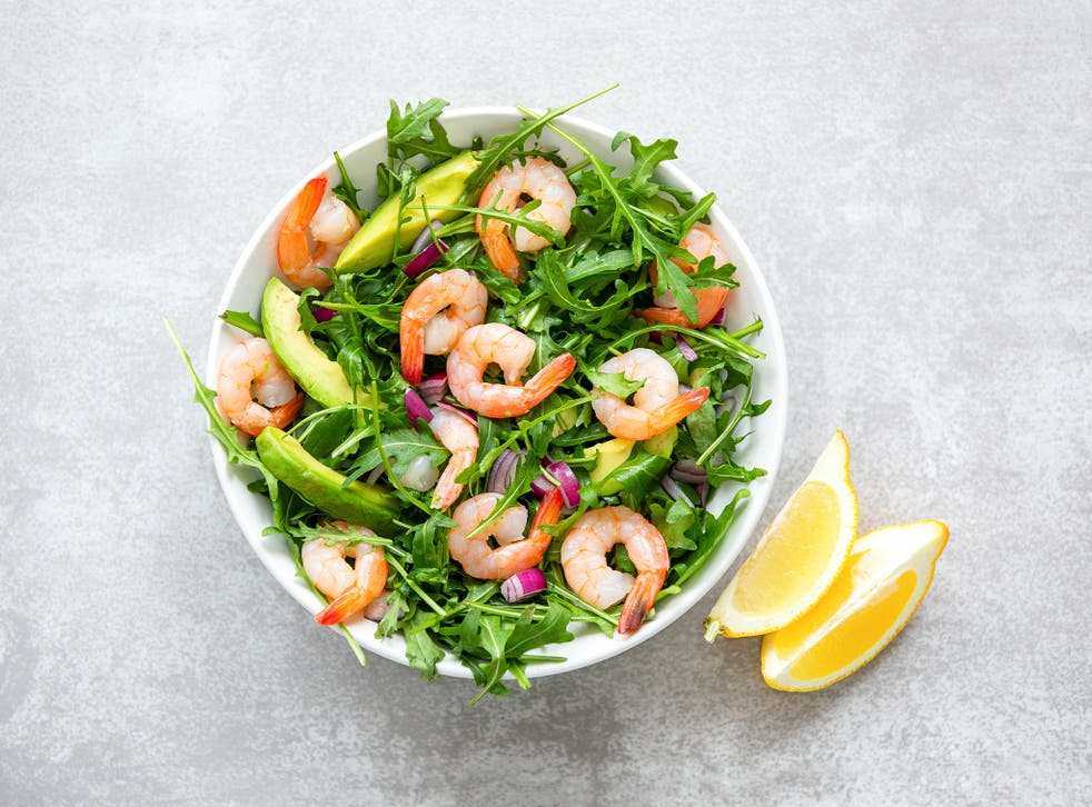 <p>A perfect salad to enjoy with a cold beer at the end of a long summer's day</p>