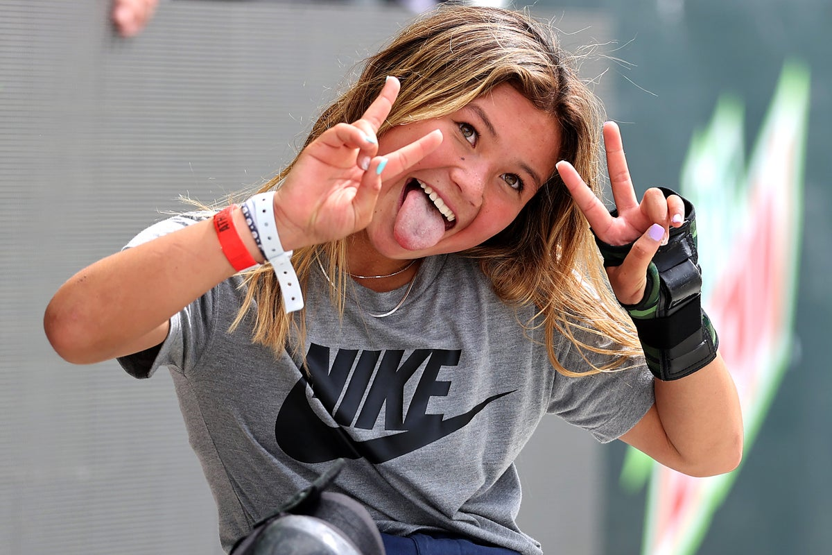 Sky Brown: 13-year-old skateboarder youngest Team GB athlete at Tokyo  Olympics | The Independent