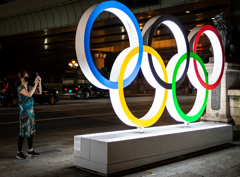 <p>The 2021 Tokyo Olympics are due to take place this week</p>