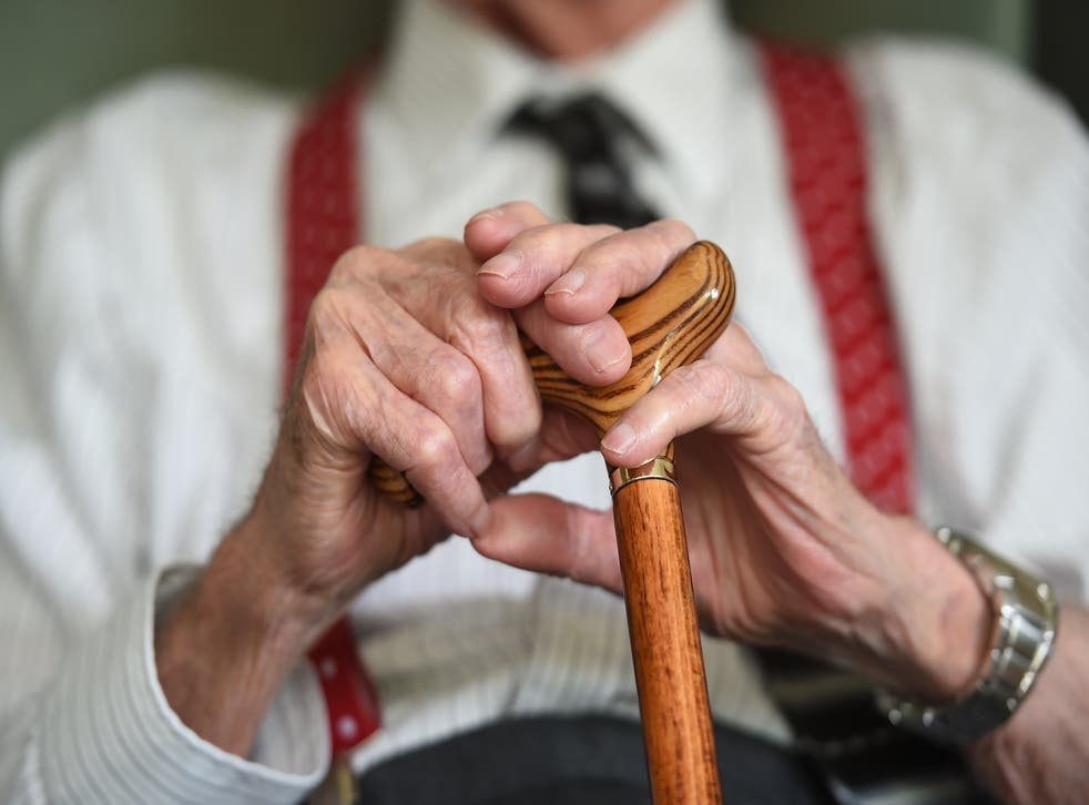 <p>Younger people may resent having to stump up for the care of their elders</p>