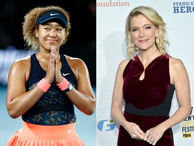 <p>Megyn Kelly's tweets about Naomi Osaka were called out by a Sports Illustrated swimsuit editor on a podcast</p>