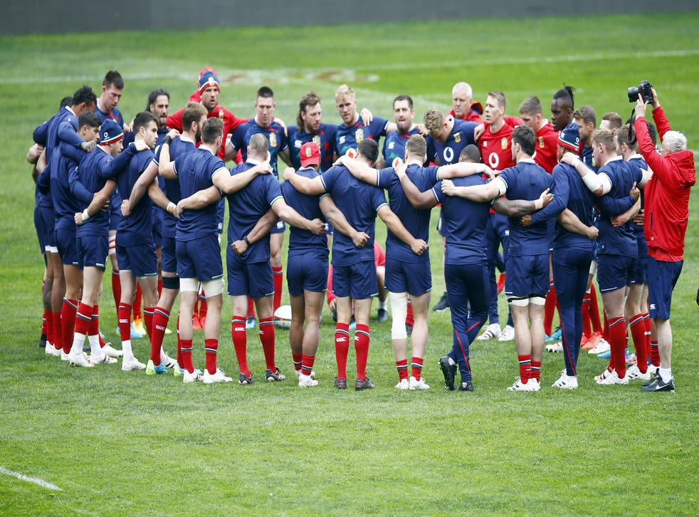 <p>The Lions are to play the final two games of their South Africa tour in Cape Town rather than Johannesburg</p>