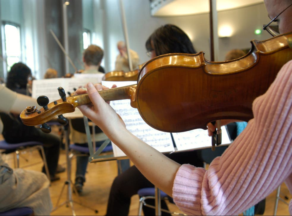 <p>Music courses at universities are set to be affected by the cuts</p>