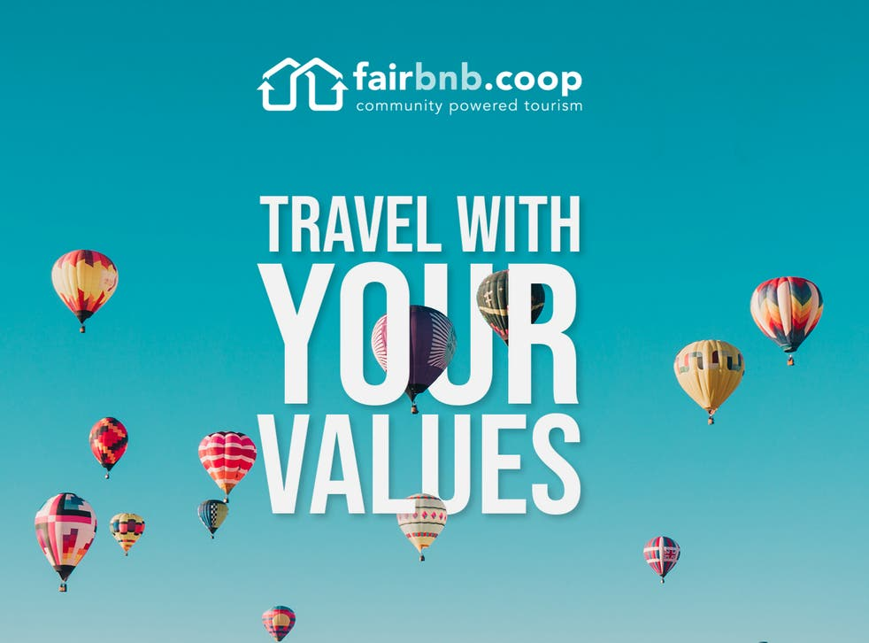 <p>Fairbnb is aiming to battle overtourism</p>