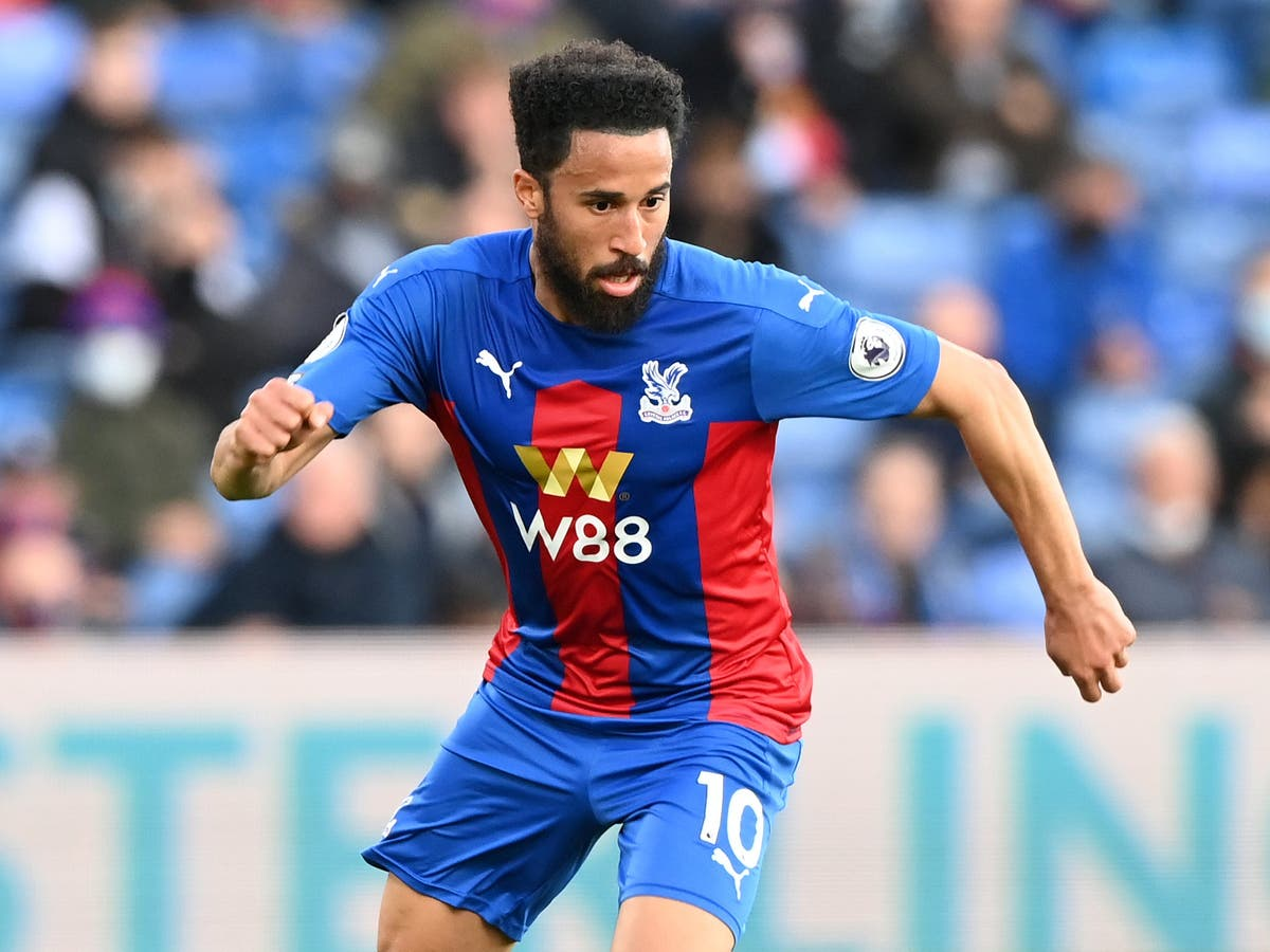 Andros Townsend reunited with Rafael Benitez at Everton | The Independent