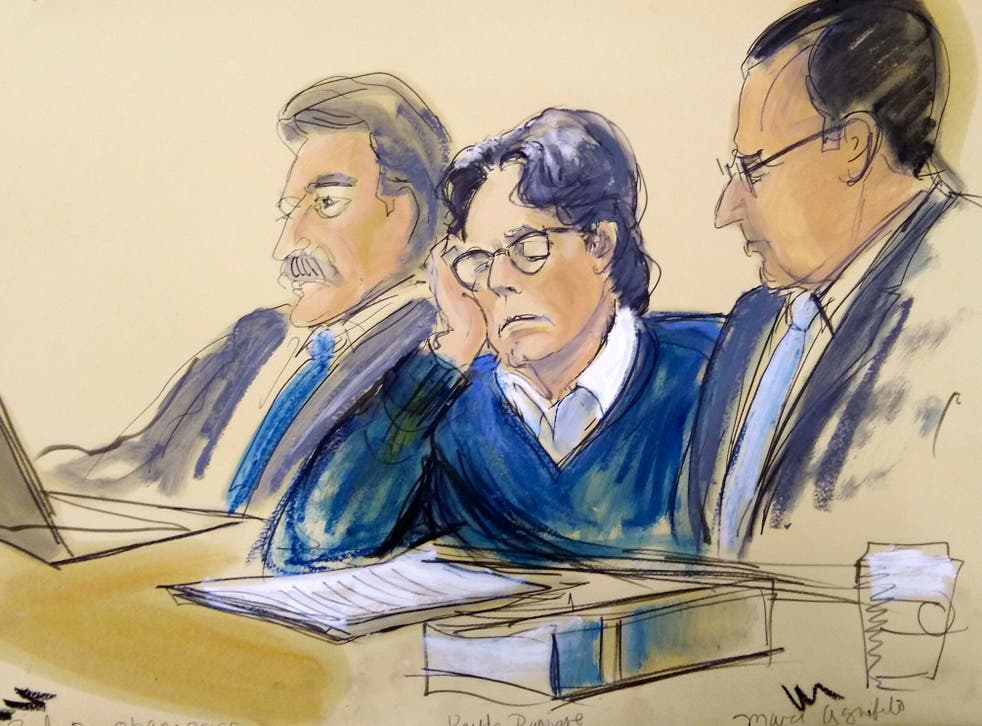 """<p>Keith Raniere was ordered to pay over $3 million to """"slaves"""" in his sex group </p>"""