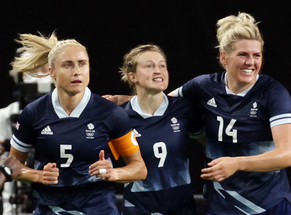 <p>Team GB face Japan next in the group stages</p>