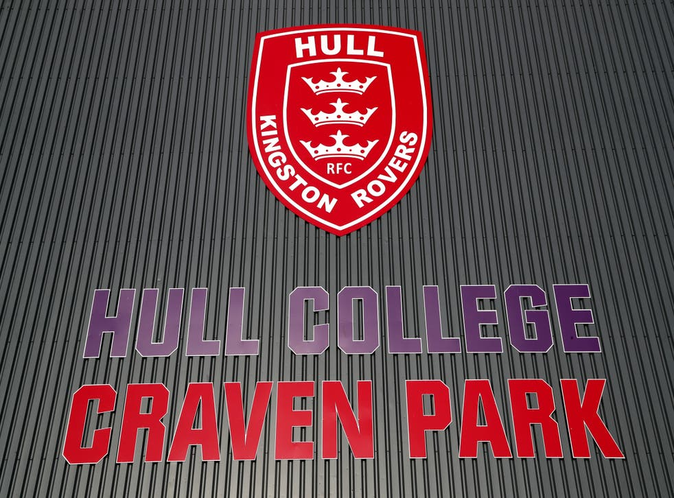Hull KR will now take on Catalans Dragons this weekend