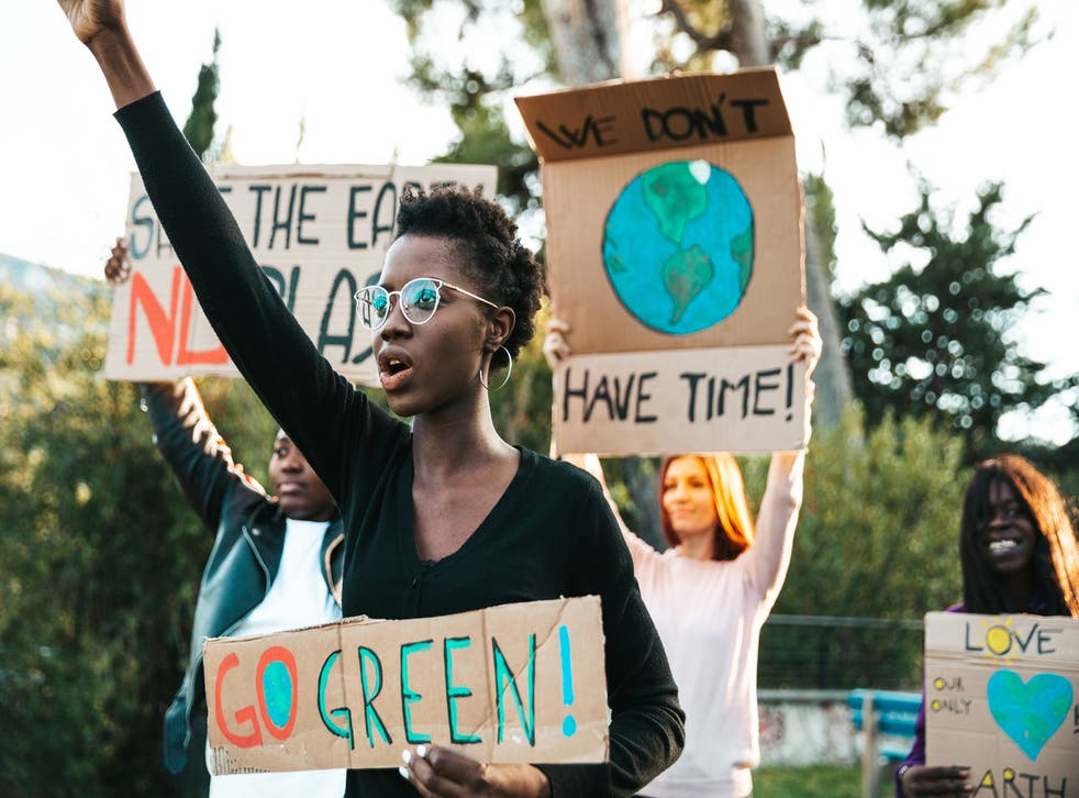 <p>'The UK has to lead on the climate crisis – the time for excuses and inaction is over'</p>