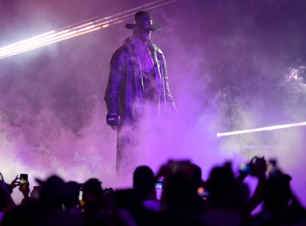 <p>The Undertaker is a WWE superstar but he's not the only one</p>