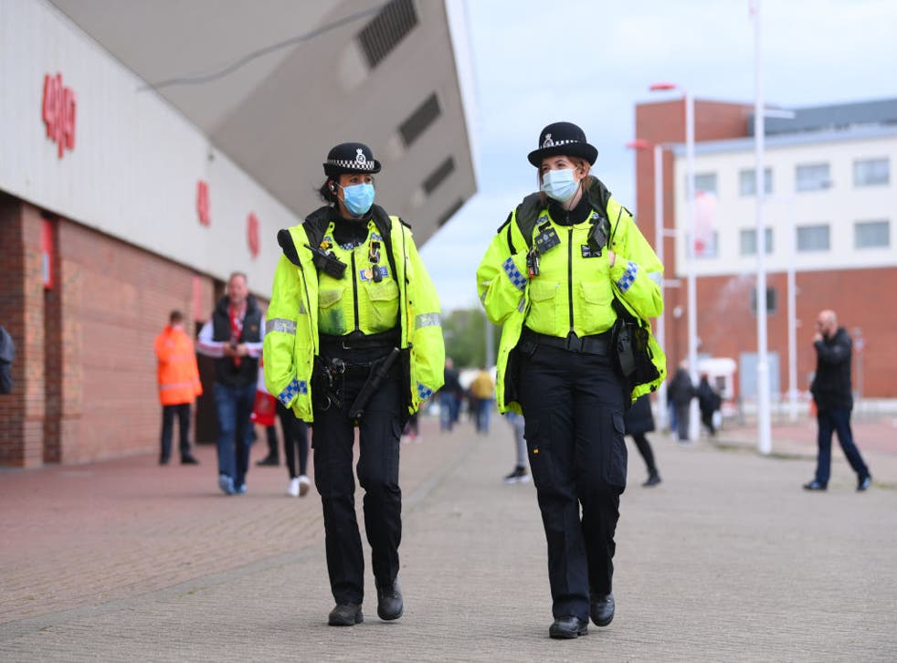 <p>The Conservative Party cut our police to the lowest level in a generation</p>