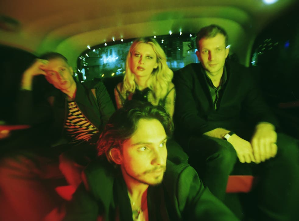 <p>Wolf Alice: 'You don't want to disappoint yourself'</p>