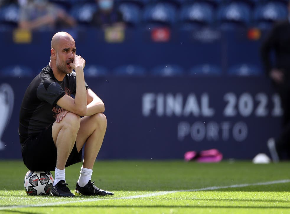 <p>Pep Guardiola's Manchester City have had one of their pre-season friendlies cancelled</p>