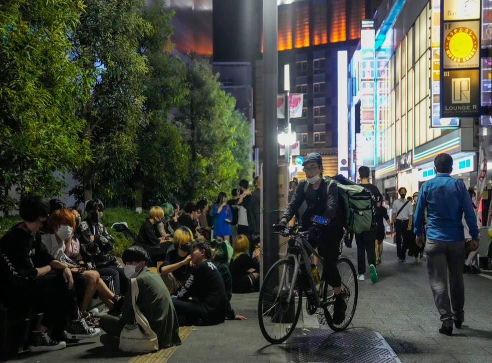 TOKIO 2020 ALCOHOL