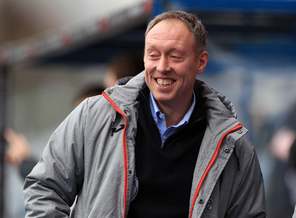 <p>Steve Cooper steered Swansea to consecutive top-six finishes in the Sky Bet Championship</p>