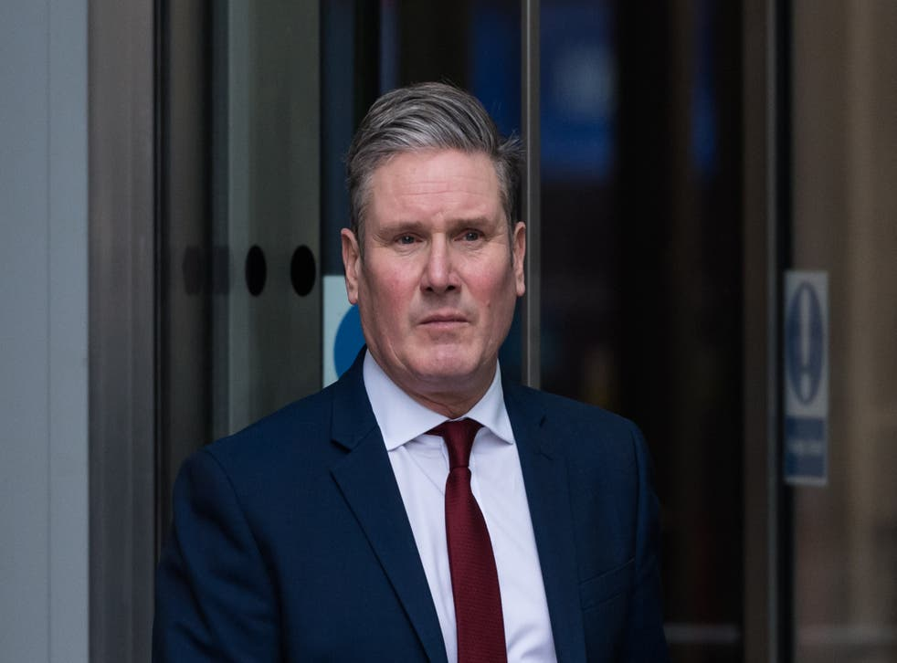 <p>'In Labour's ranks, doubts remain about Starmer's ability to turn things round'</p>