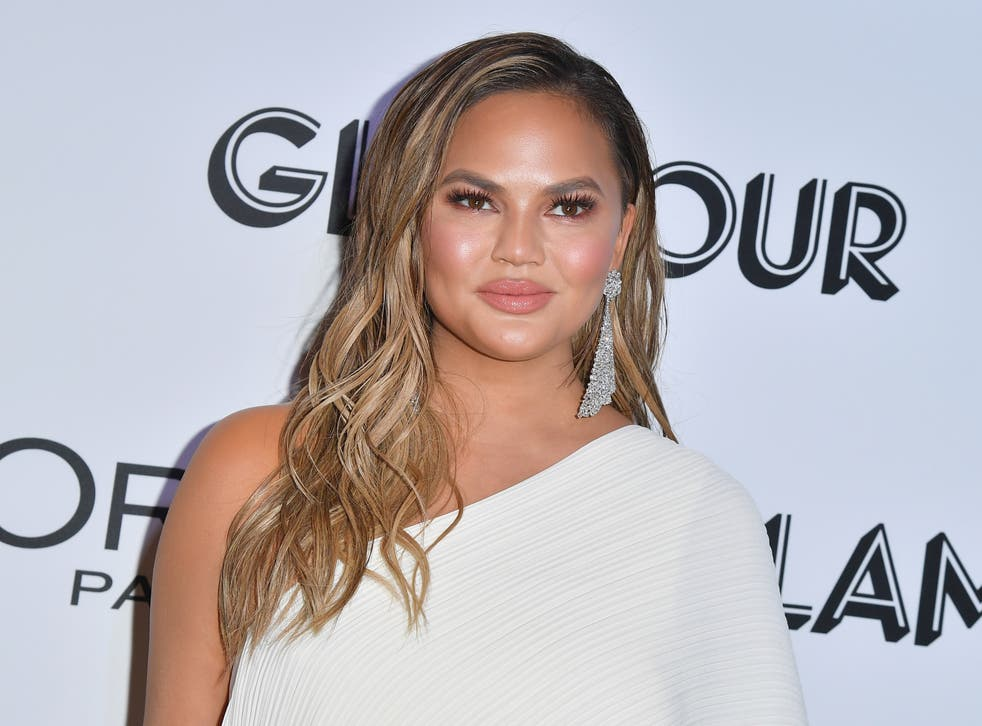 <p>Chrissy Teigen says she may be cancelled 'forever'</p>