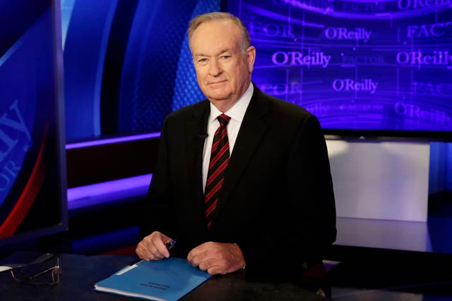 TV O'Reilly Accuser