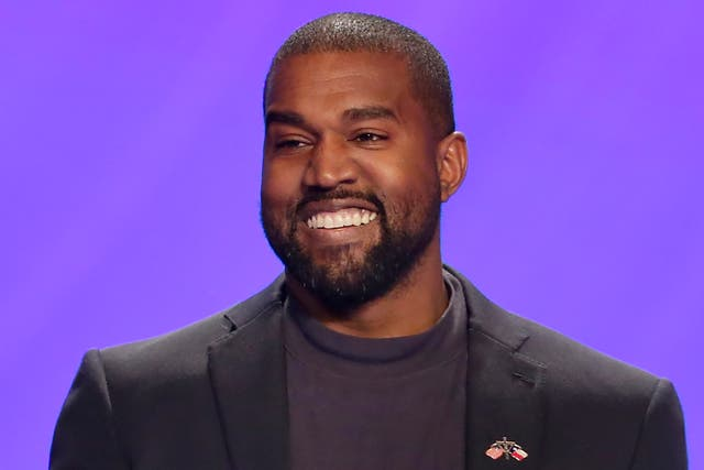 <p>Música Kanye West</p>