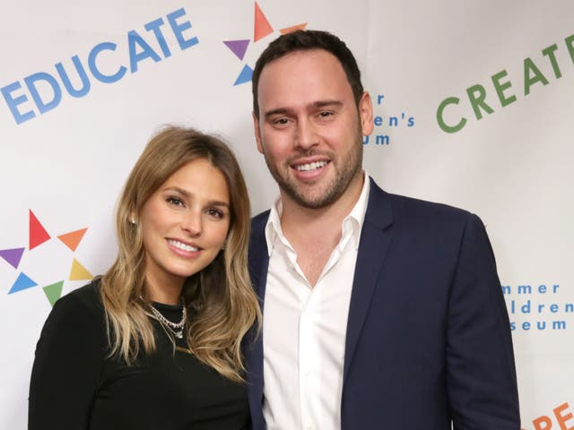 <p>Scooter Braun and his wife of seven years, Yael Cohen, are getting divorced</p>