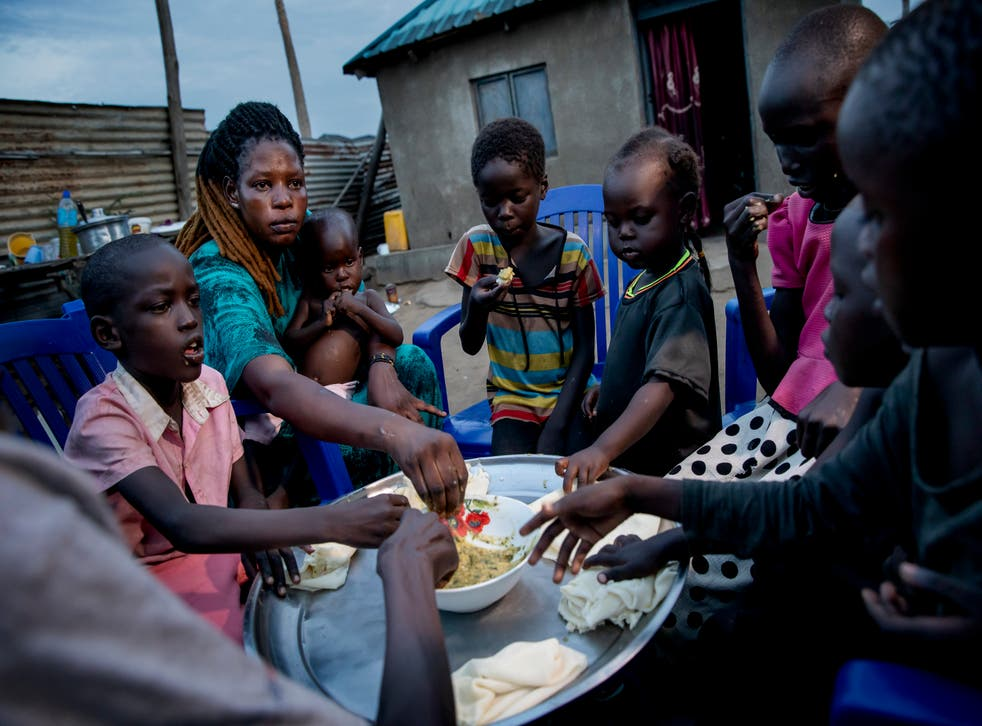 Pandemic Africa South Sudan Mothers
