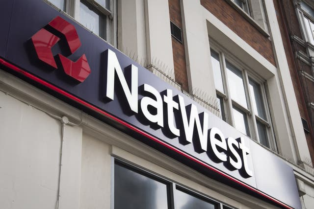 The taxpayer stake in NatWest Group is set to be cut further (Matt Crossick/PA)